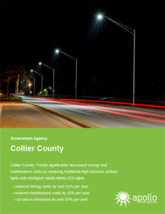 Collier County LED Street Lights