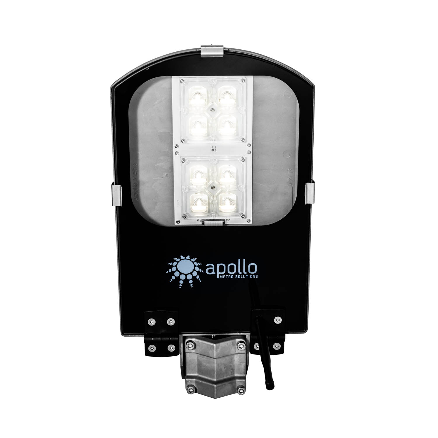 Apollo SL5 Mini LED Street Light - Front View
