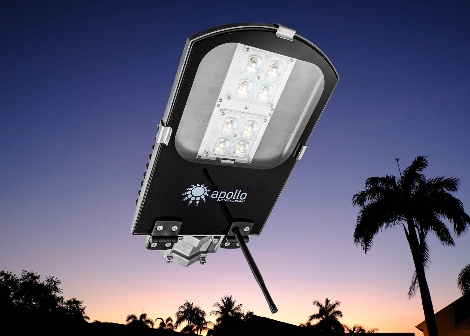 SL5 Mini LED Street Light - Apollo Metro Solutions