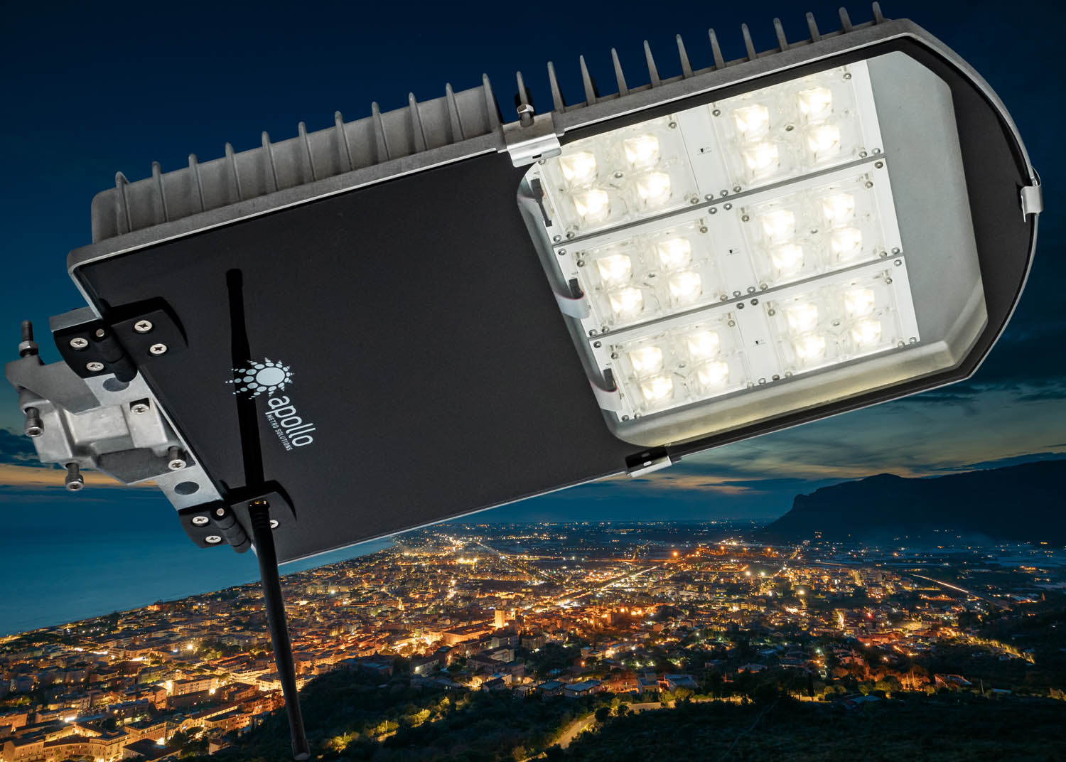 LED Street Light Apollo SL5 Medium Streetlight